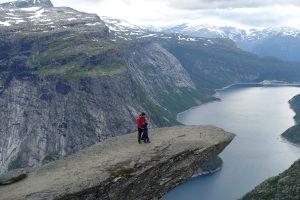 fjellturer i norge memurubu